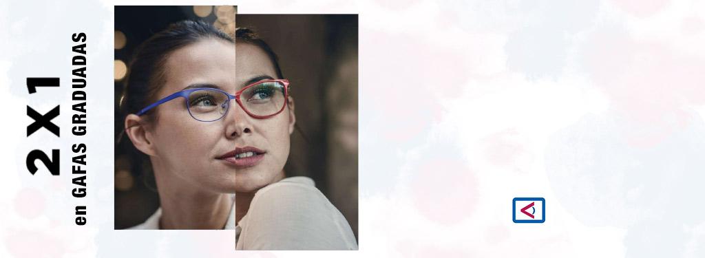 promoción gafas 2x1 sevilla